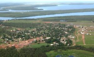 Aurukun from Air 009