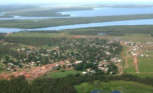 Aurukun from Air 009